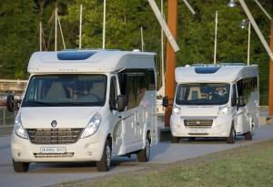 Hobby motorhomes for sale