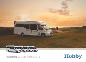 2014 Hobby Premium Range Brochure