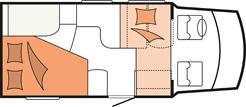 Hobby Siesta T60 FL night layout