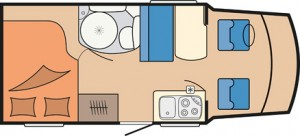 Hobby Siesta T60 GC day layout