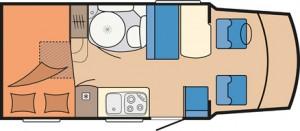 Hobby Siesta T65 GF day layout