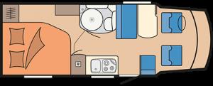Hobby Siesta T70 GQ day layout