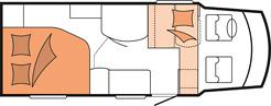 Hobby Siesta T70 GQ night layout
