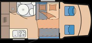 Hobby Hubbett T60 H day layout