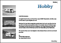 2007 Hobby Ford Siesta Handbook
